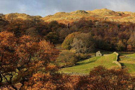 The Lake District in Autumn