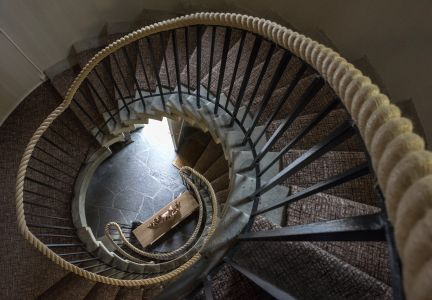 Spiralling Towards The Light