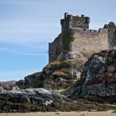 Tioram Castle, Dorlin