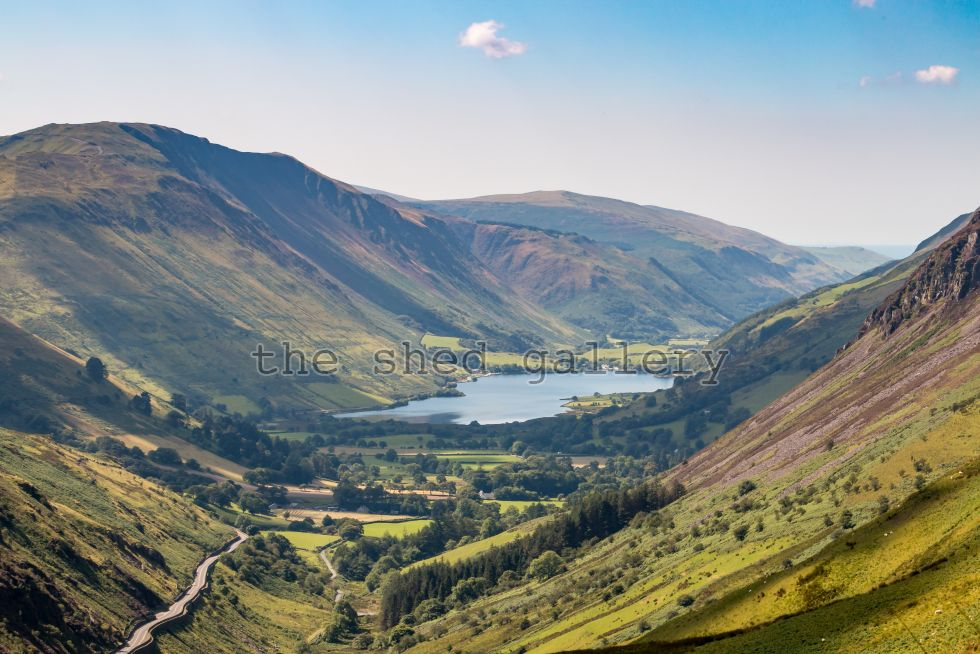 Talyllyn Lake, North Wales
