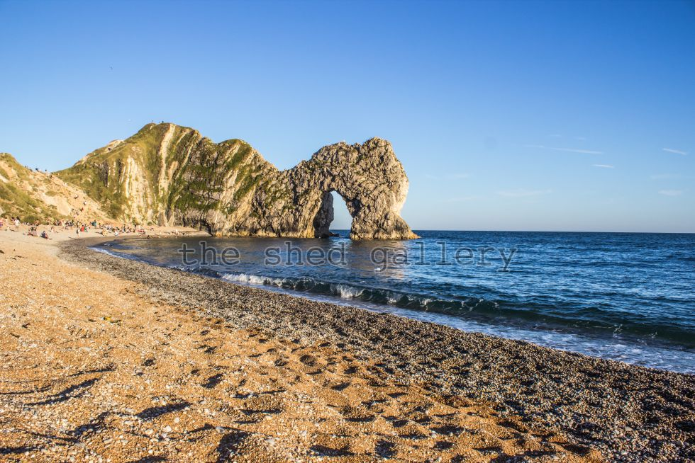 Summer at Durdle Door