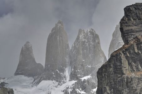 Torres del Paine, Towers of Paine, LS