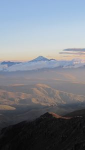 Cotopaxi from Cayambe