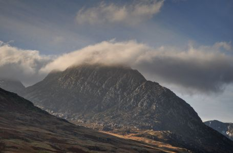 The forever enigmatic Tryfan
