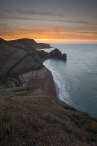 Sunrise at Durdle Door