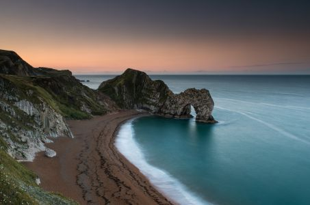 Durdle Door dawn