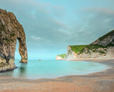 The arch of Durdle Door