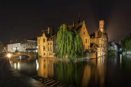 Bruges at Night #1