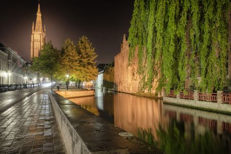 Bruges at Night #2