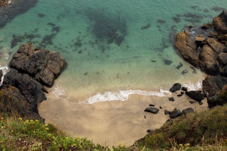 Housel Bay,Cornwall