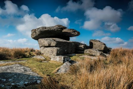 Black Tor Dartmoor
