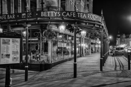Teatime at Betty's