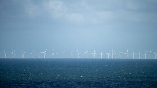 Wind turbines from Overstrand