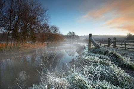 Frost on the Frome
