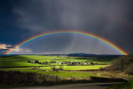 North Poorton Rainbow
