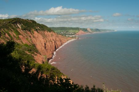 Sidmouth and High Peak