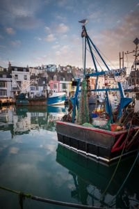 Weymouth Harbour Boats 3 of 3