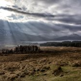 Loch Tulla from Rannoch More