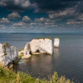 Old Harry and his missus