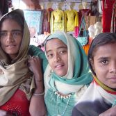 Girls in Jaipur Market