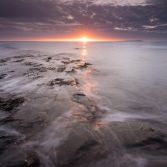 Kimmeridge Bay-The Ledge