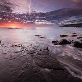 Kimmeridge Bay - Final Light