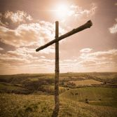 Picket Hill Easter Cross