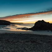 Dawn at Kennack Sands