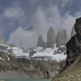Torres Del Paine - Towers of Paine, from Mirador Las Torres