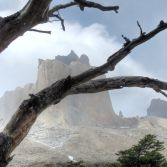 Torres Del Paine, Valle Frances, Cuerno Norte