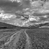 Ladakh 2015 - The trail to Nimaling 4700m