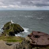 The South Stack Lighthouse