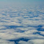 Clouds in the sky or Ice in the ocean?