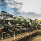 Flying Scotsman at Tyseley