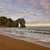 Durdle Door morning