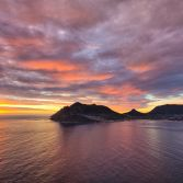 Hout Bay Pink Sunset