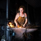 Magazine Article - Blacksmith