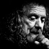 Robert Plant on Stage