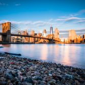 Brooklyn Bridge Sunrise 2