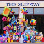 The Slipway Shop.