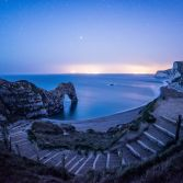 Durdle Door illumination