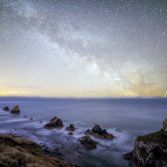 Mupe bay milky way