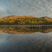 Coniston water reflection