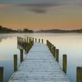 Coniston water pier