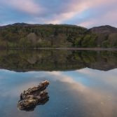 Solitude on Coniston water