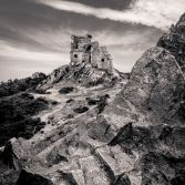 Ruins in Monochrome #1