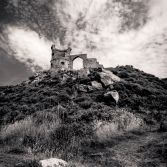 Ruins in Monochrome #2