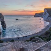 Beauty of Durdle Door