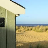 beach hut fifty four