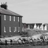 Black House at Mudeford Spit